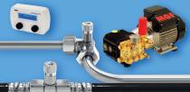 Напълно автоматичен контрол на системите за водна мъгла